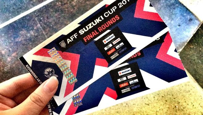 phe vé, vé chợ đen, vé xem chung kết AFF Cup 2018, vé xem trận chung kết AFF Cup 2018giữa Việt Nam và Malaysia
