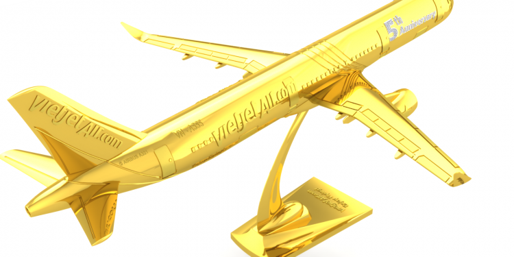 Trúng máy bay 1 ký vàng trị giá 1 tỷ đồng , Vietjet có làm thật không? 1
