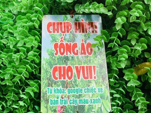 Chiếc xe bán trái cây miệt vườn độc nhất vô nhị Việt Nam 2