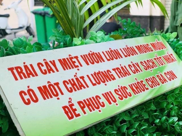 Chiếc xe bán trái cây miệt vườn độc nhất vô nhị Việt Nam 8