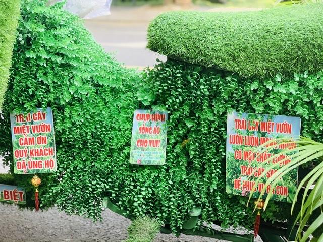 Chiếc xe bán trái cây miệt vườn độc nhất vô nhị Việt Nam 3