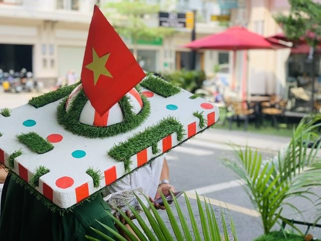 Chiếc xe bán trái cây miệt vườn độc nhất vô nhị Việt Nam 5