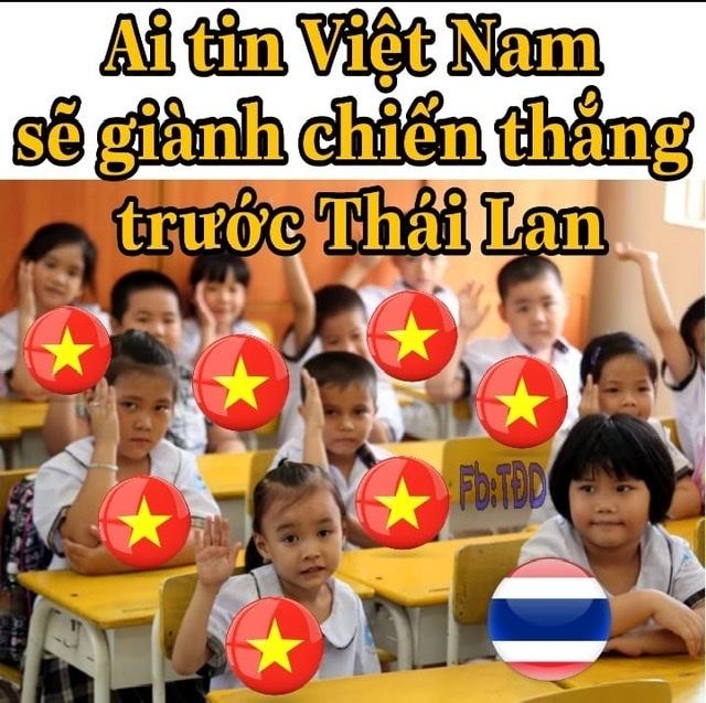 Không nói nhiều. Việt Nam thắng là cái chắc