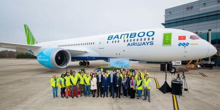 """Ngắm Boeing 787-9 Dreamliner """"đỉnh của đỉnh"""" mà Bamboo sắp đưa vào khai thác 19"""