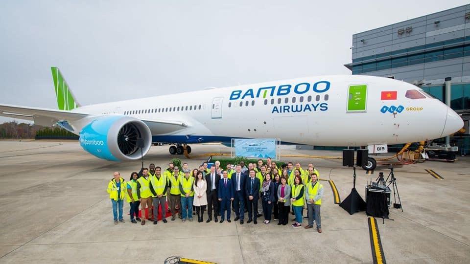 """Ngắm Boeing 787-9 Dreamliner """"đỉnh của đỉnh"""" mà Bamboo sắp đưa vào khai thác 21"""