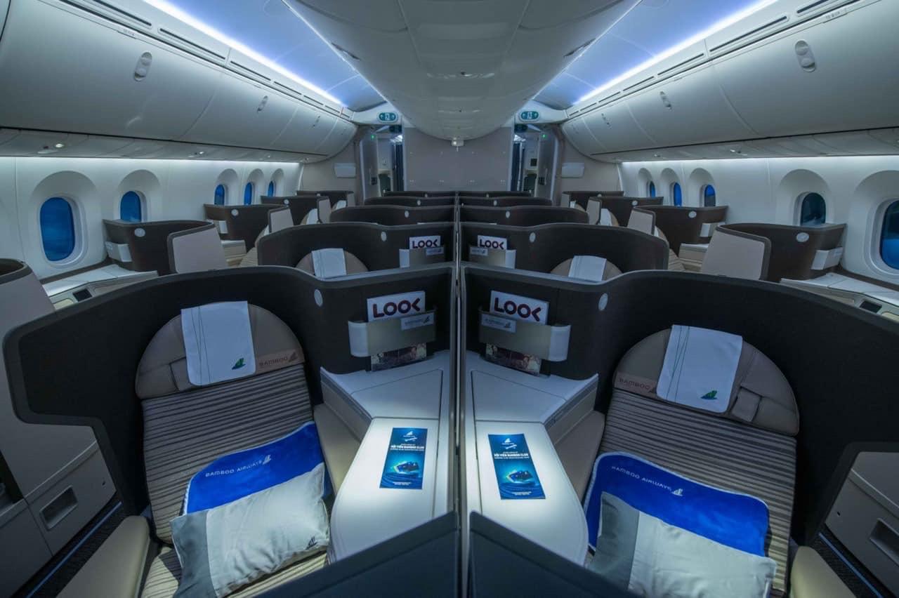 """Ngắm Boeing 787-9 Dreamliner """"đỉnh của đỉnh"""" mà Bamboo sắp đưa vào khai thác 27"""