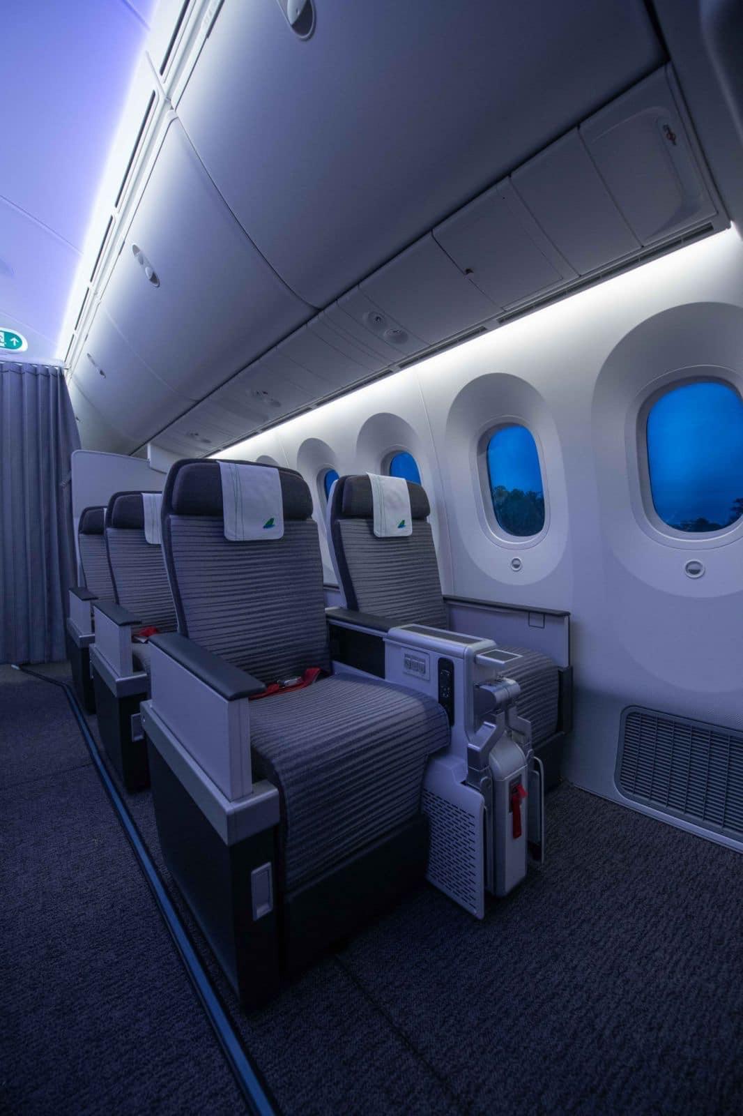 """Ngắm Boeing 787-9 Dreamliner """"đỉnh của đỉnh"""" mà Bamboo sắp đưa vào khai thác 23"""
