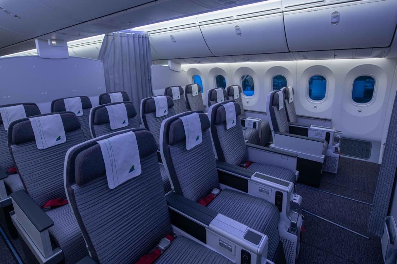 """Ngắm Boeing 787-9 Dreamliner """"đỉnh của đỉnh"""" mà Bamboo sắp đưa vào khai thác 20"""