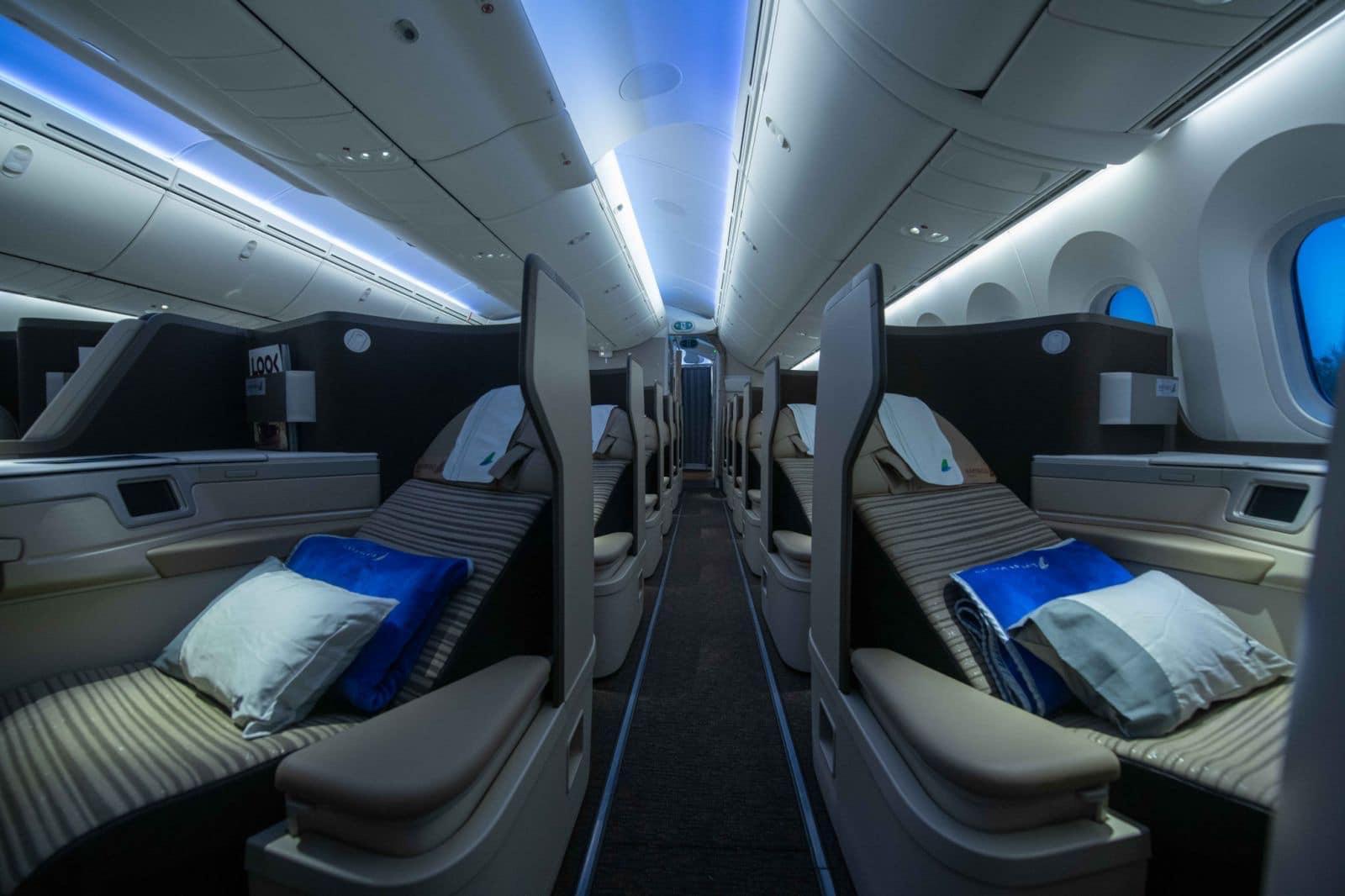 """Ngắm Boeing 787-9 Dreamliner """"đỉnh của đỉnh"""" mà Bamboo sắp đưa vào khai thác 24"""