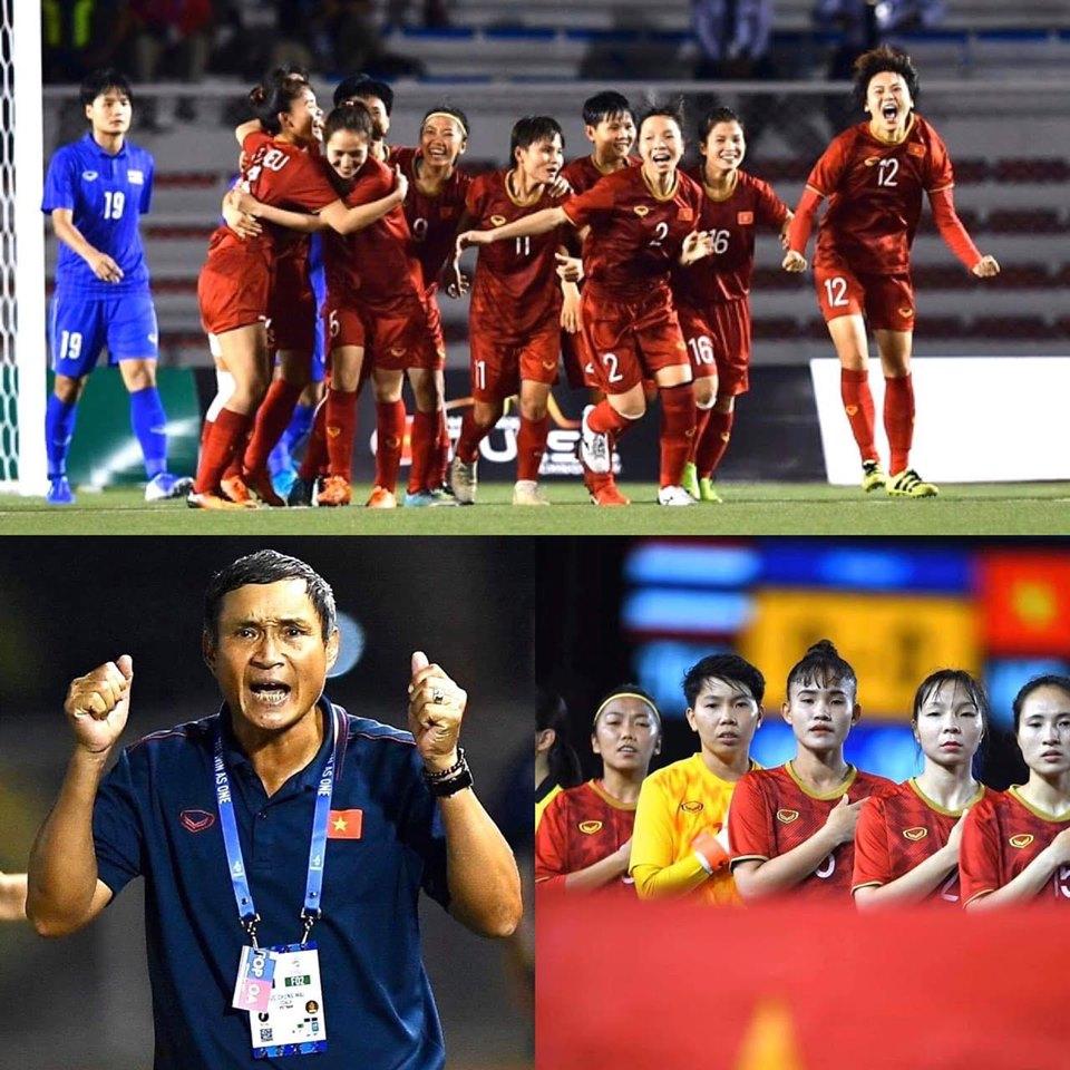 HLV Mai Đức Chung, người cha đáng kính của các tuyển thủ nữ Việt Nam 4