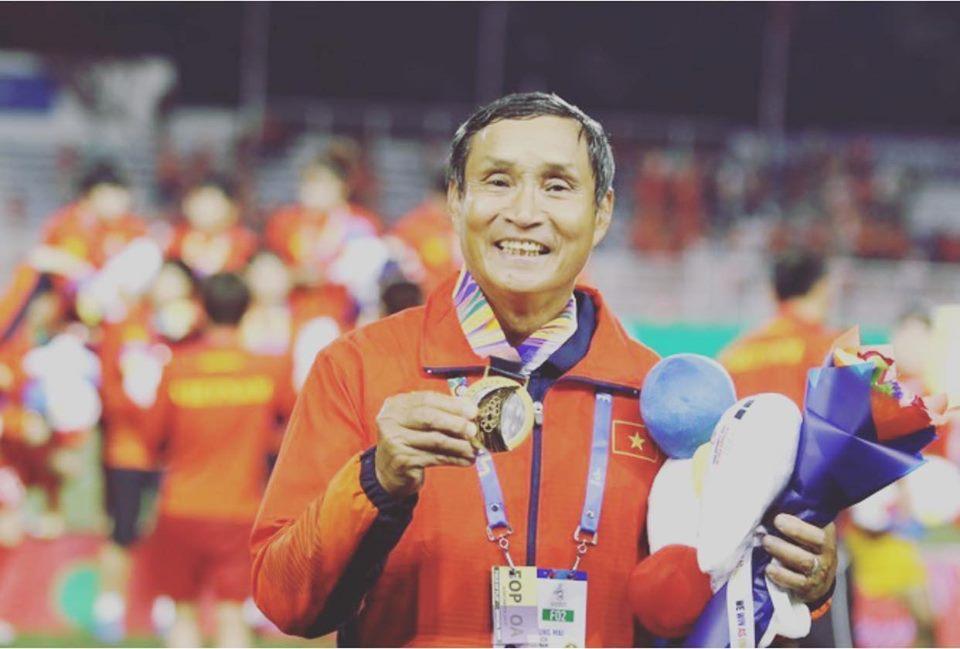 HLV Mai Đức Chung, người cha đáng kính của các tuyển thủ nữ Việt Nam 3