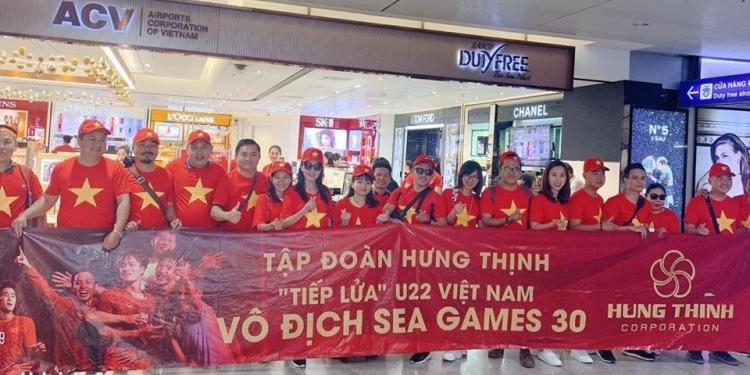 Doanh nghiệp treo thưởng cho U22 Việt Nam 1