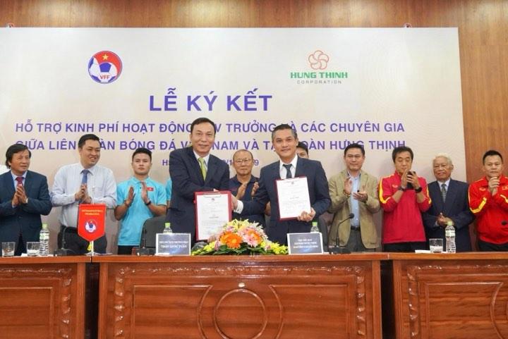Doanh nghiệp treo thưởng cho U22 Việt Nam 2