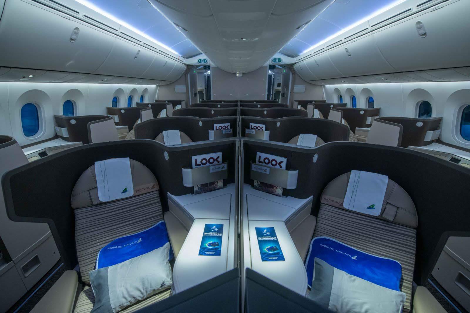 Bamboo Airways sẽ khai thác 4 máy bay Boeing 787-9 Dreamliner 4