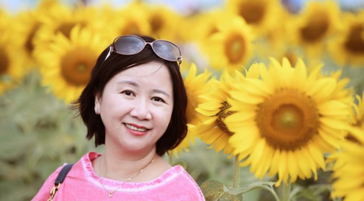 Bà Nguyễn Thị Thanh Hương, Tổng giám đốc Đại Phúc Land