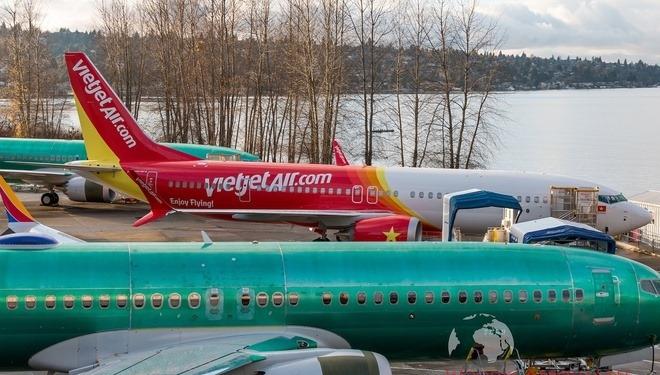 Boeing 737 MAX, Vietjet delay, Vietjet thiếu máy bay, Vietjet Air