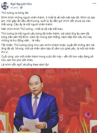 Thủ tướng vs bóng đá! 2