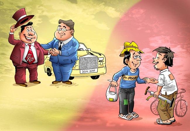 Giàu nghèo, Thành công, Cuộc sống, Làm giàu, Người giàu có, Người thành đạt, Kinh nghiệm đi làm, Thất bại, Kinh nghiệm làm giàu