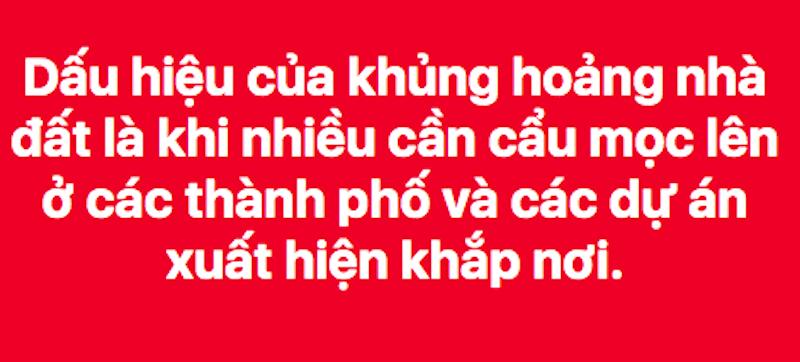 Khủng hoảng nhà đất ở Mỹ, những điều giới bất động sản Việt cần biết 3