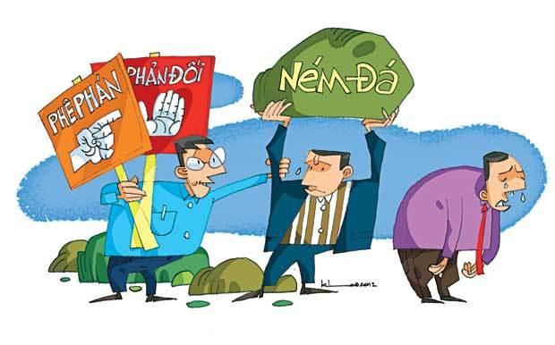 Phản biện, Mạng xã hội, Facebook, Văn hóa tranh luận, Chính kiến