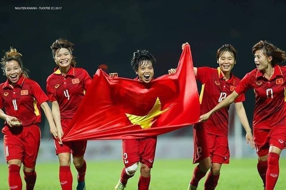 Tuyển nữ Việt Nam - quá xứng đáng! 2