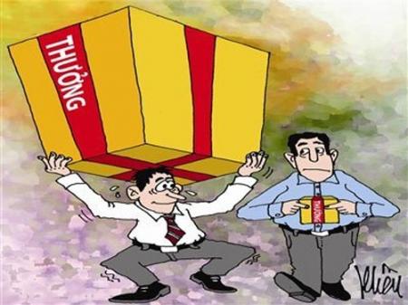 Thị trường bất động sản nhìn từ... thưởng Tết của sale! 10