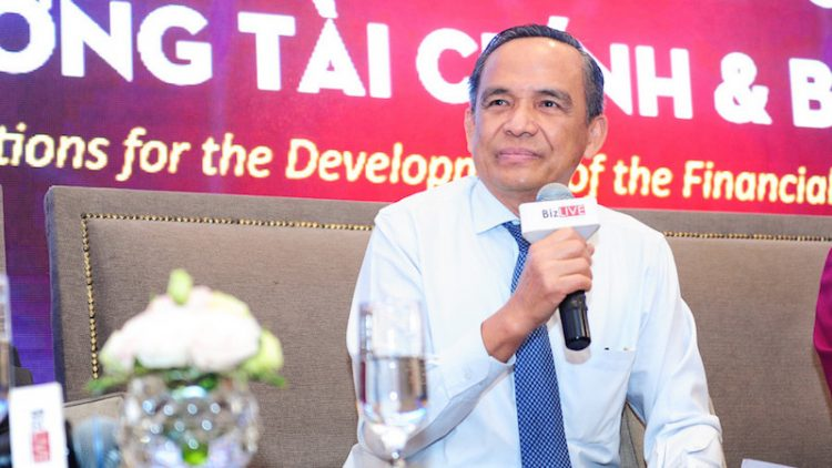 Ông Lê Hoàng Châu, Chủ tịch Hiệp hội Bất động sản TPHCM (HoREA)