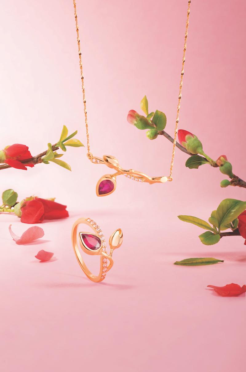 Những mẫu trang sức vàng nên mua trong ngày đầu năm con Chuột 2020 26