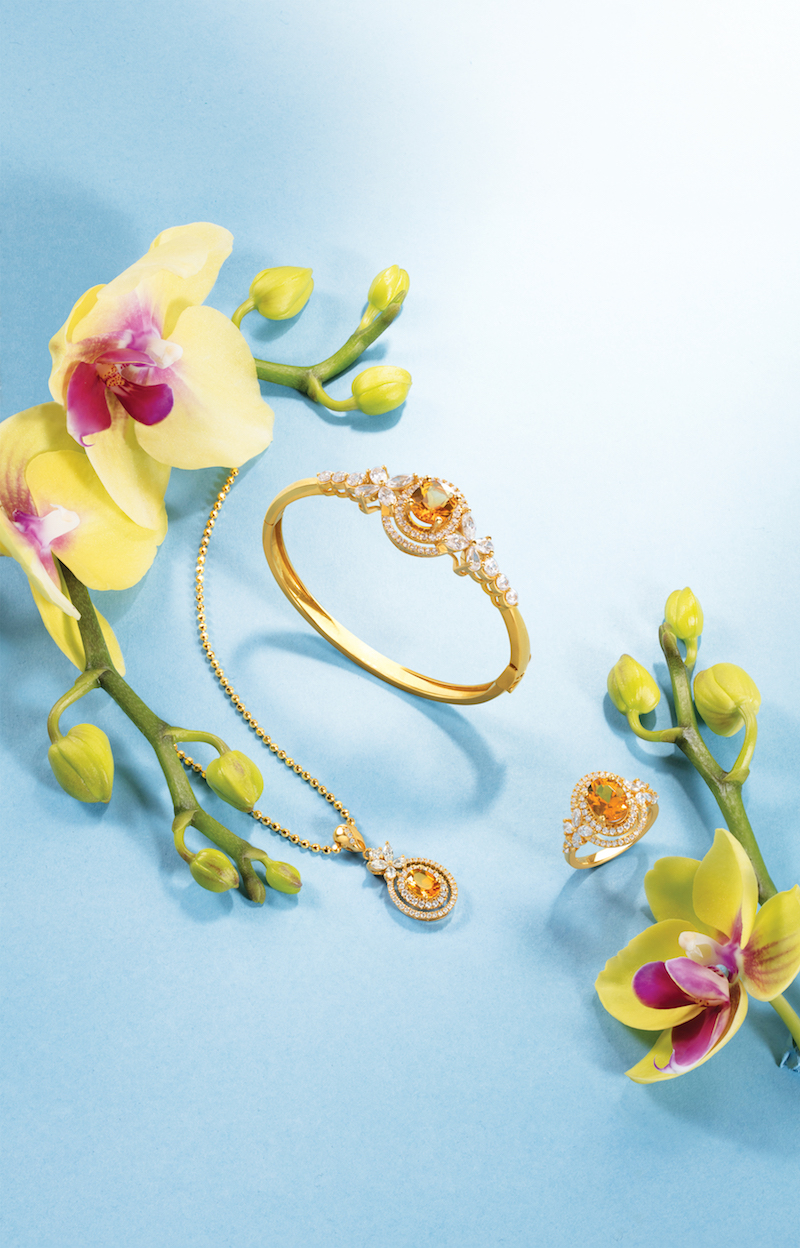 Những mẫu trang sức vàng nên mua trong ngày đầu năm con Chuột 2020 36