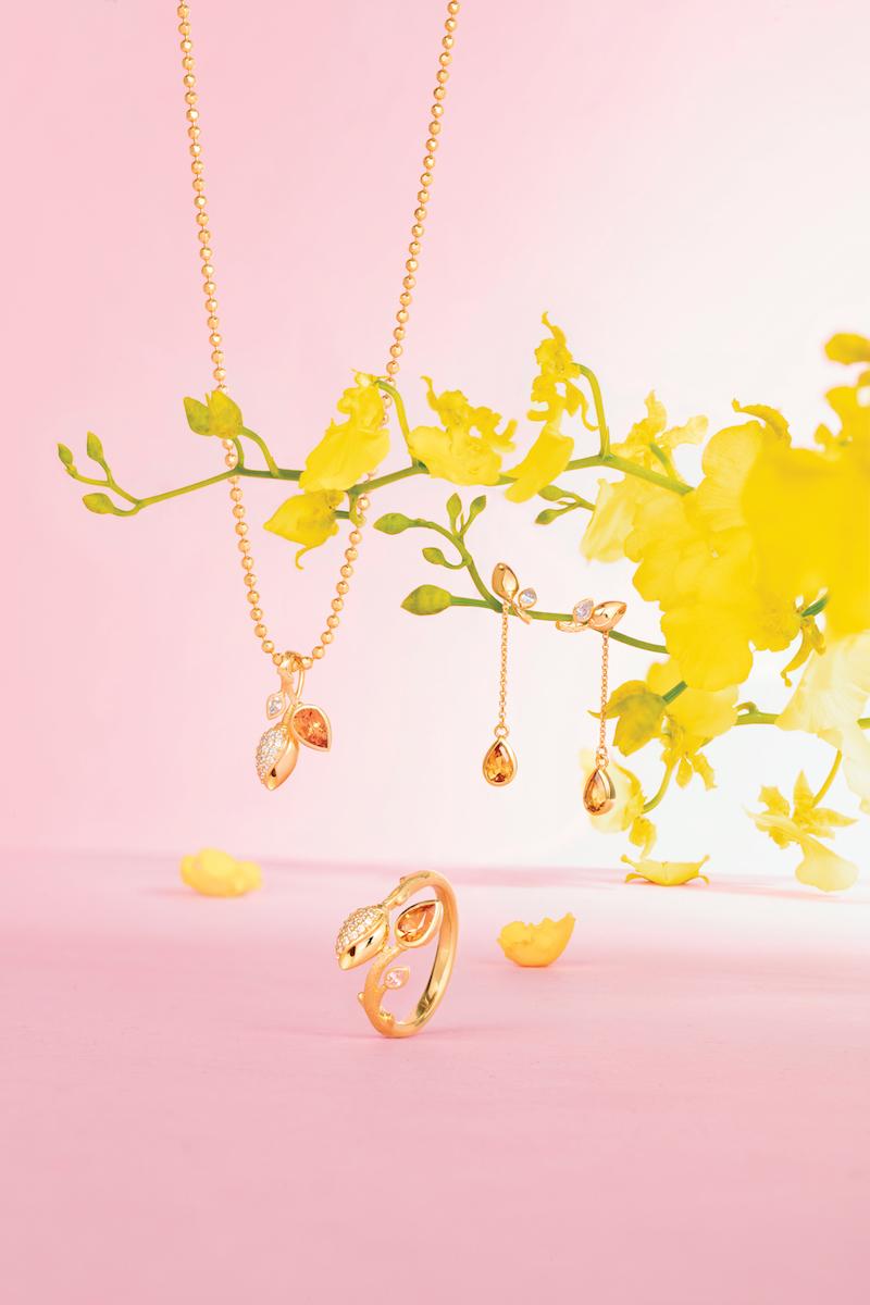 Những mẫu trang sức vàng nên mua trong ngày đầu năm con Chuột 2020 32