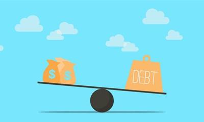 Khi nền kinh tế làm ra trong 1 năm chưa đủ trả lãi nợ vay 12