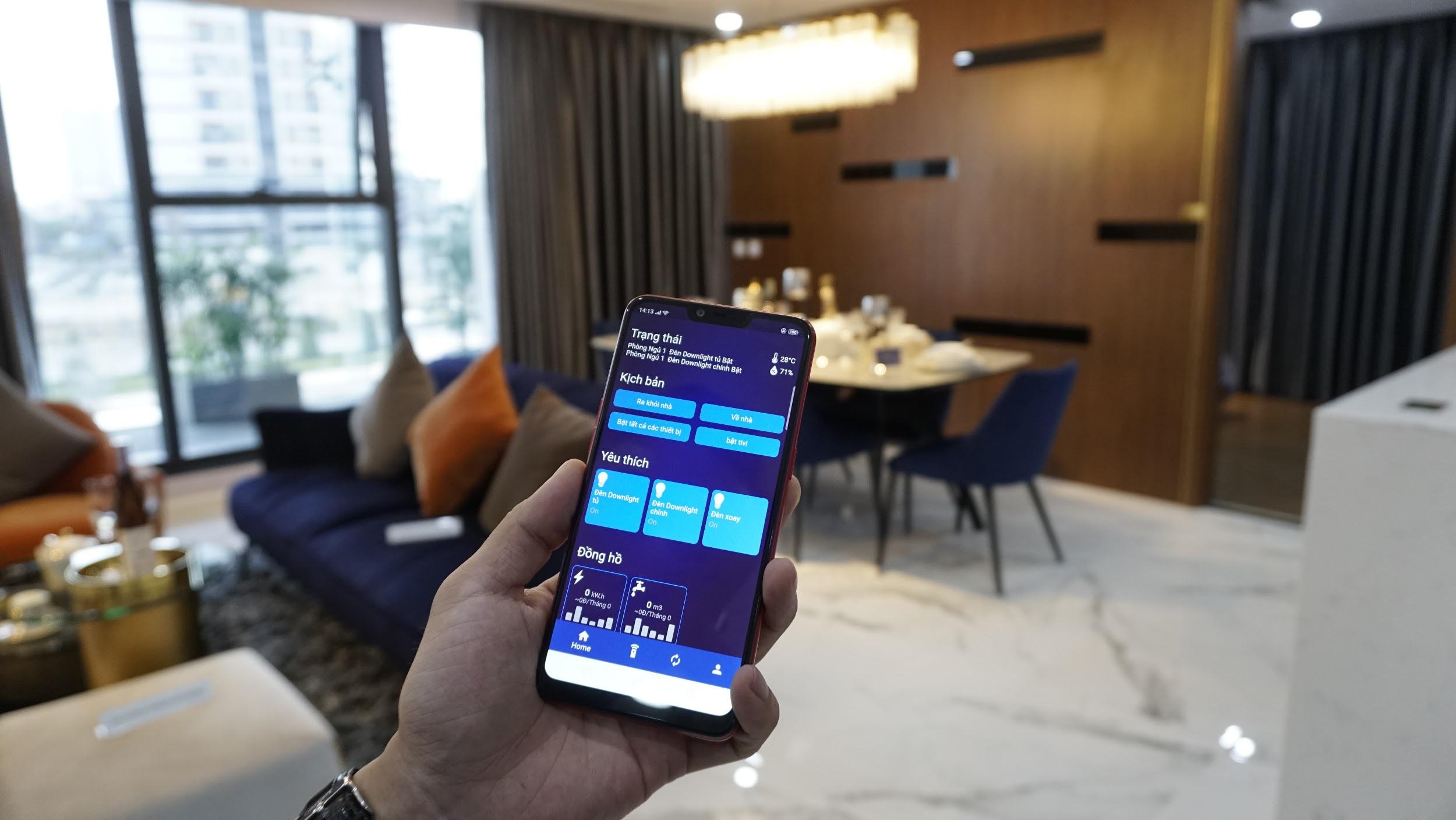 Sunshine Group, Sunshine App, Smartphone, Mua bán căn hộ qua ứng dụng, Mua bán căn hộ, Môi giới BĐS, Sales, Thị trường bất động sản, App bán hàng, Công ty môi giới BĐS
