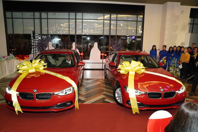 """Thưởng Tết """"sốc"""" bằng 2 ô tô BMW và nhiều tiền, vàng, Chủ tịch C.T Group khẳng định đẳng cấp vượt trội 13"""