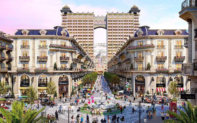 Khám phá tuyến phố đi bộ thương mại đẳng cấp châu Âu tại Khu Đông Sài Gòn 1