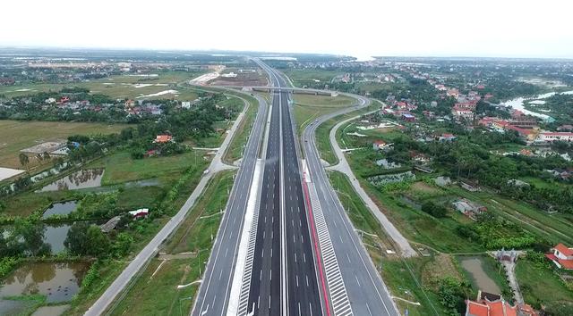 Dự án đầu tư cao tốc Bắc – Nam qua Bình Thuận lên tới 40.000 tỷ đồng