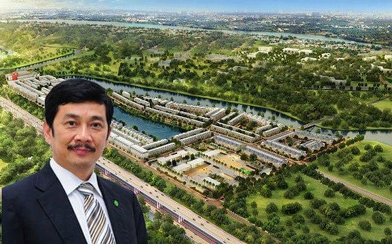 Mua vào 10 triệu cổ phiếu NVL, Chủ tịch Bùi Thành Nhơn đang toan tính gì?