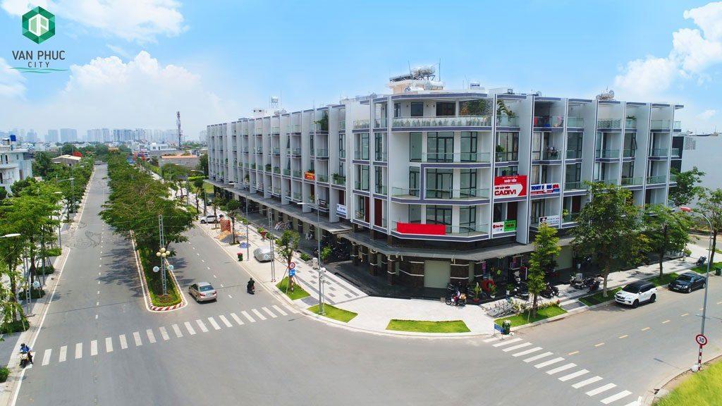 Khám phá tuyến phố đi bộ thương mại đẳng cấp châu Âu tại Khu Đông Sài Gòn 5