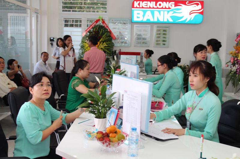 Toàn bộ nợ xấu bán VAMC của Kienlongbank đã được tất toán trước hạn 8