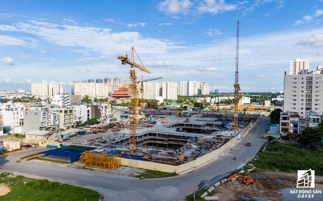 Bộ Xây dựng nói gì về dự án hơn 13.000 căn hộ bị tạm dừng thi công tại Quận 2? 6