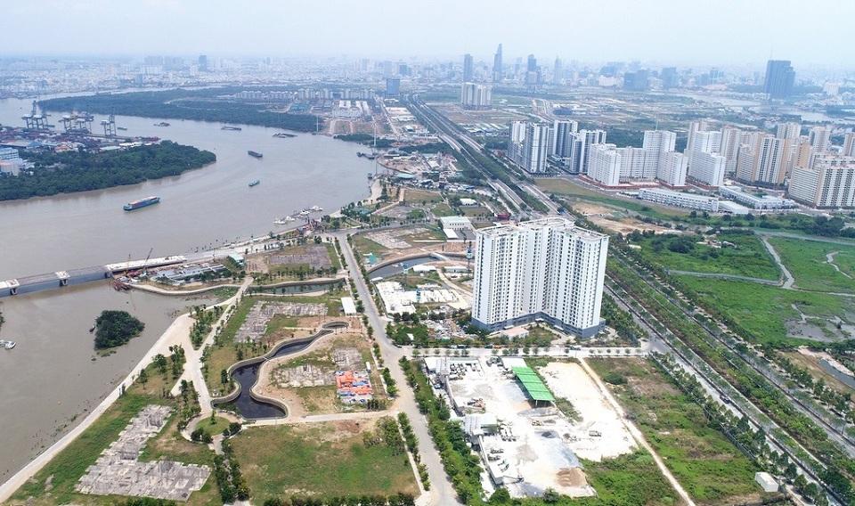 """Thế kẹt của doanh nghiệp địa ốc Sài Gòn nhìn từ đơn """"cầu cứu"""" của Novaland 9"""