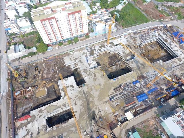 Bộ Xây dựng nói gì về dự án hơn 13.000 căn hộ bị tạm dừng thi công tại Quận 2? 7