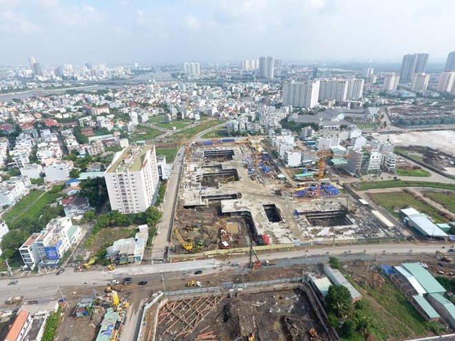 Bộ Xây dựng nói gì về dự án hơn 13.000 căn hộ bị tạm dừng thi công tại Quận 2? 5