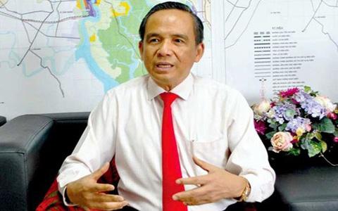 Ông Lê Hoàng Châu, Chủ tịch Hiệp hội Bất động sản TP.HCM - HoREA