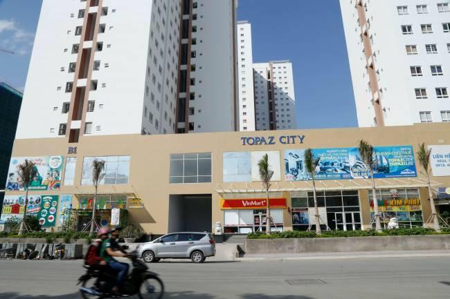 Ở Quận 8 Sài Gòn, không đâu sướng bằng Topaz City! 27