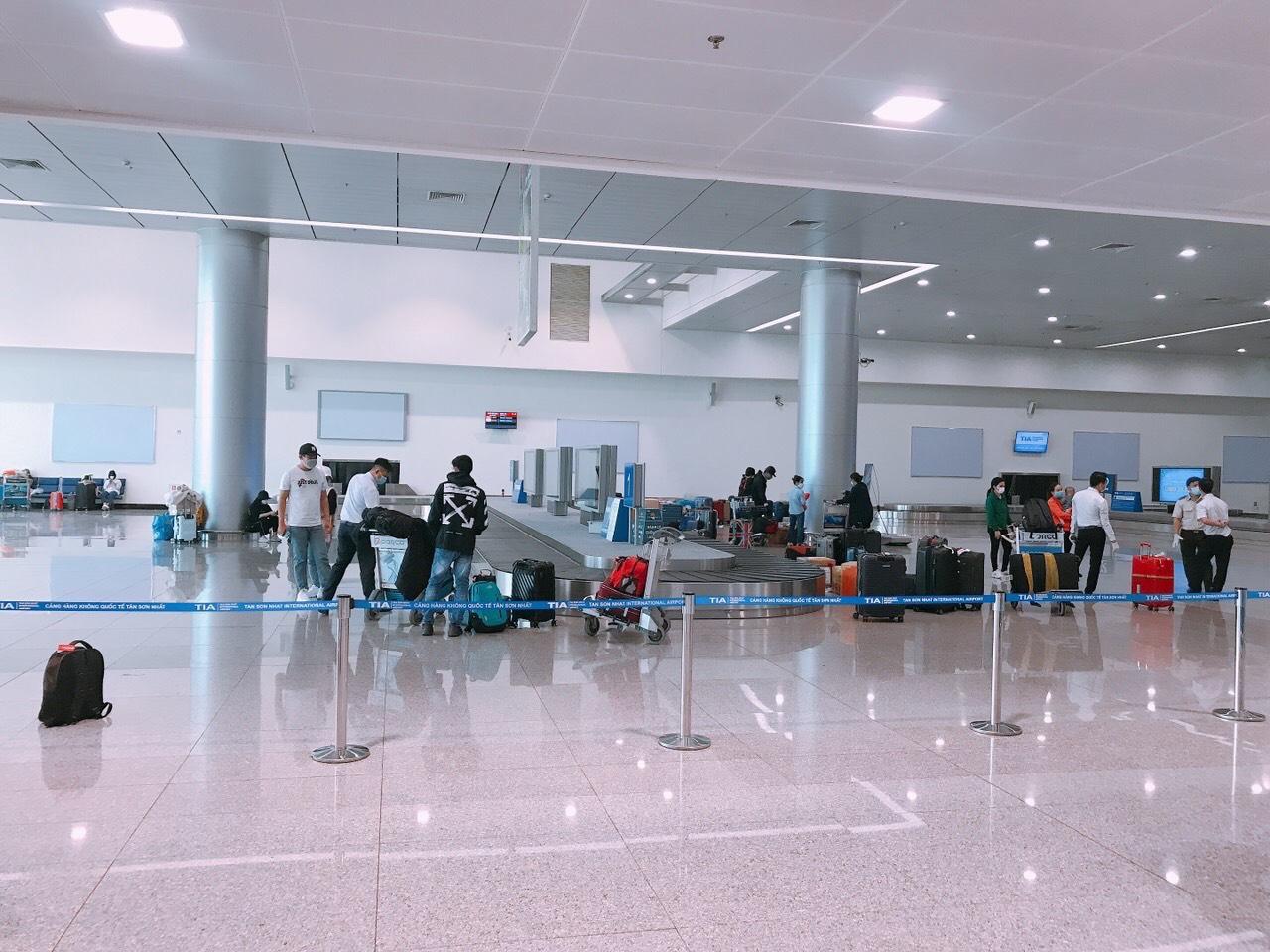 Phục vụ suất ăn miễn phí các chuyến bay từ Hàn Quốc về Việt Nam 21