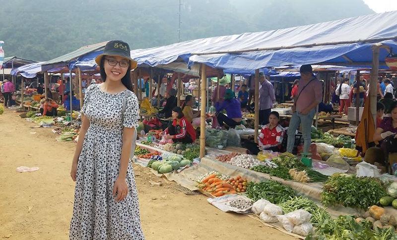 Ấn tượng với chùm ảnh đi qua các thắng cảnh Việt Nam của cô gái trẻ 24