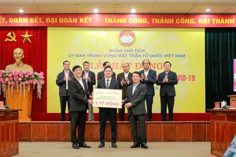 Hưng Thịnh ủng hộ 5 tỷ đồng phòng chống Covid-19 3