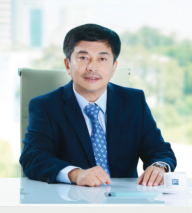 Eximbank bầu ông Nguyễn Quang Thông làm Phó Chủ tịch HĐQT,là thành viên thứ 9 trong Hội đồng Quản trị 3