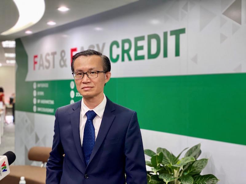 Nguyễn Thành Phúc, Phó Tổng Giám Đốc Công ty Tài chính TNHH MTV Ngân hàng Việt Nam Thịnh Vượng VPB FC