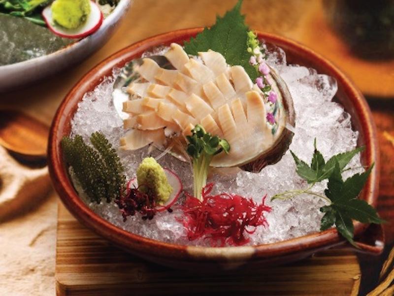 6 món sashimi tại Sushi Hokkaido Sachi ghi điểm với thực khách 5